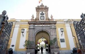 Artillería, Sevilla