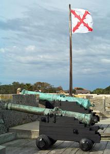 cañones san agustin
