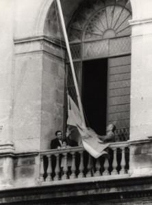 José Jesús GArcía Díaz, Bandera Andalucia. Rafael Cubiles